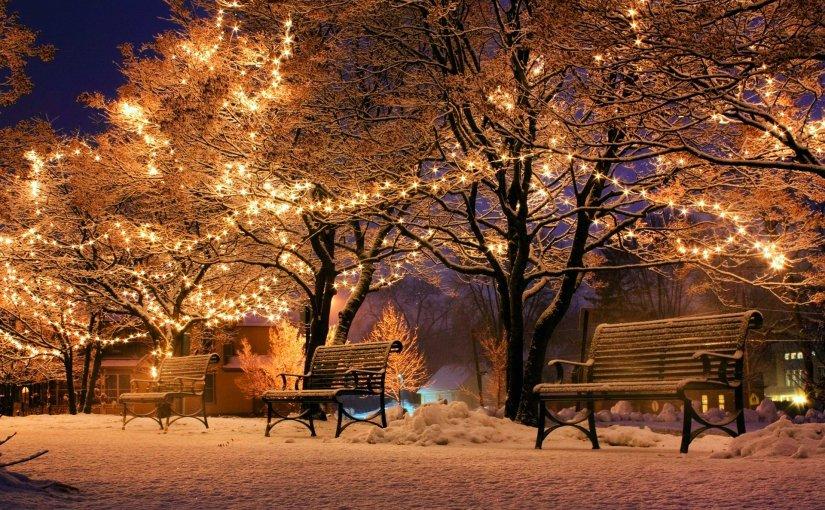 Frohe Weihnachten und einen guten Start ins neueJahrzehnt!